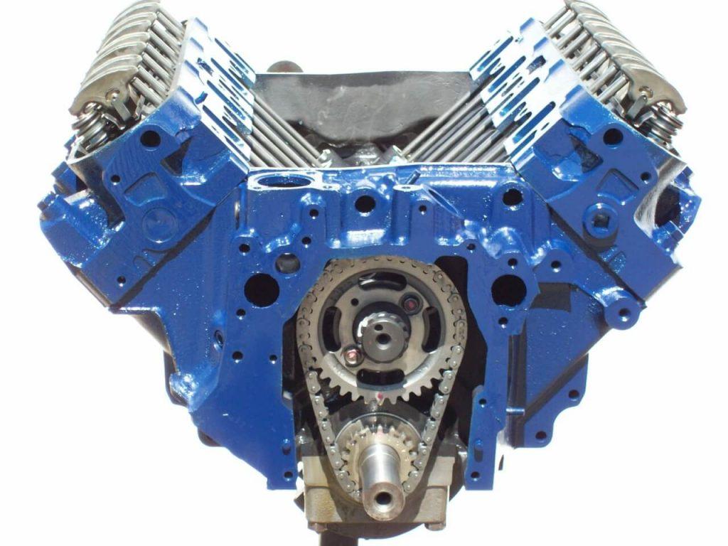 Remanufactured Cadillac Engine 1