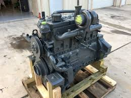 Remanufactured Daewoo Engines 1