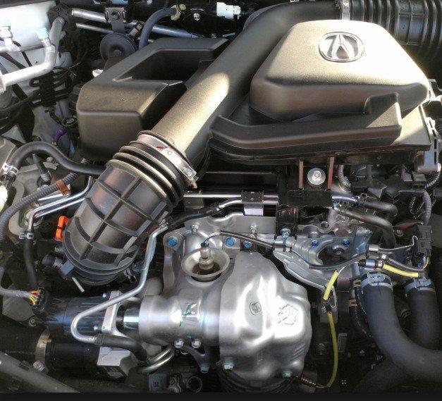used acura engine