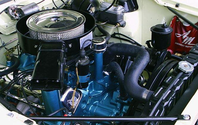 used amc engine