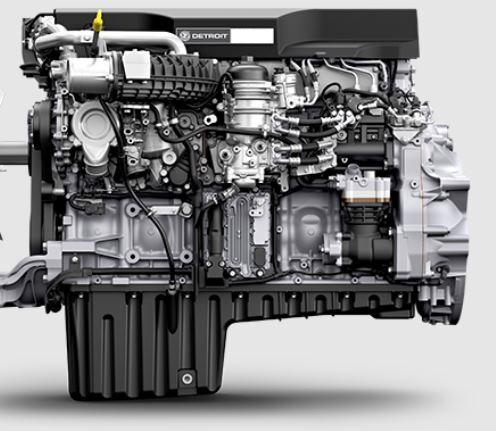 used-freightliner-engine