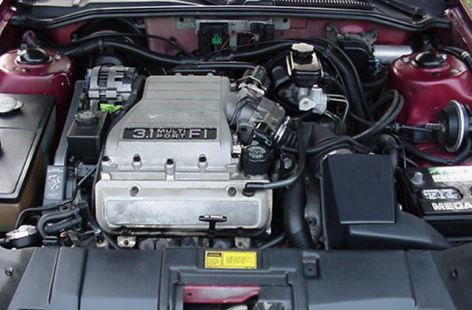 used gmc engine