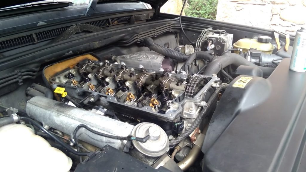 Used Land Rover Engine