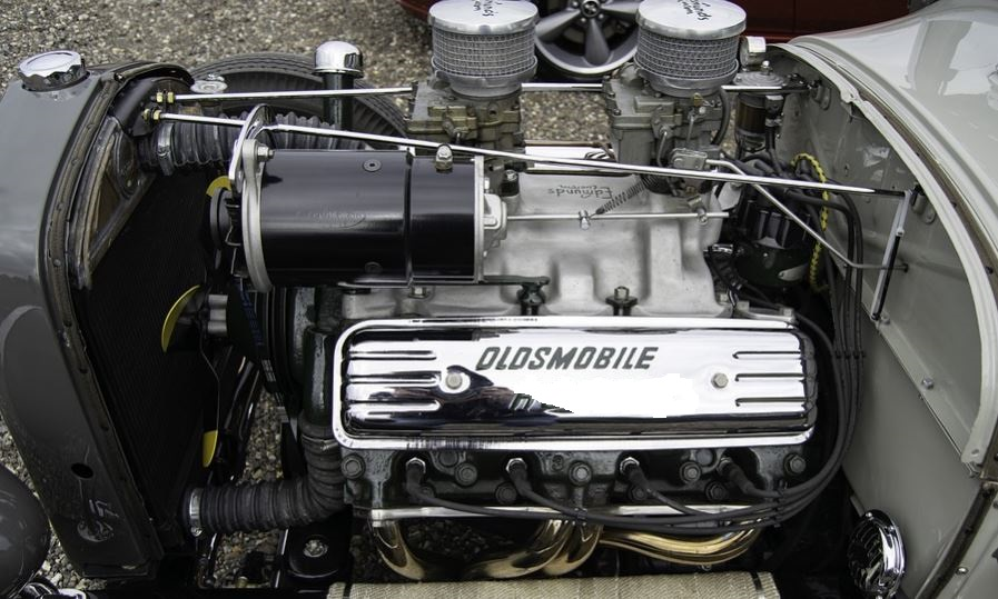 used oldsmobbile engine