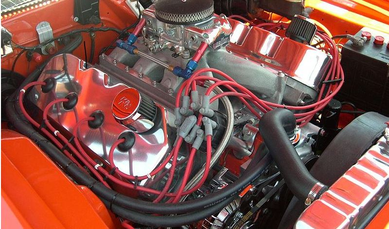 used plymouth engine