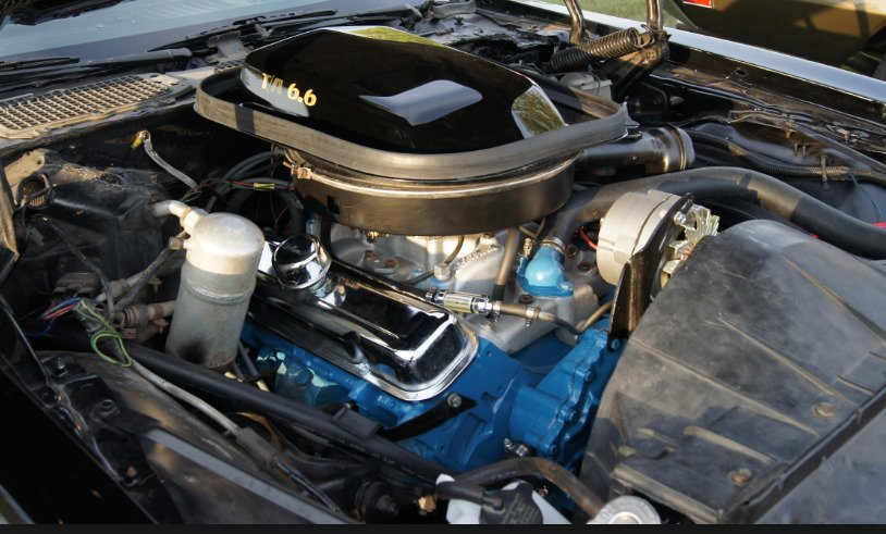 Used Pontiac Engine