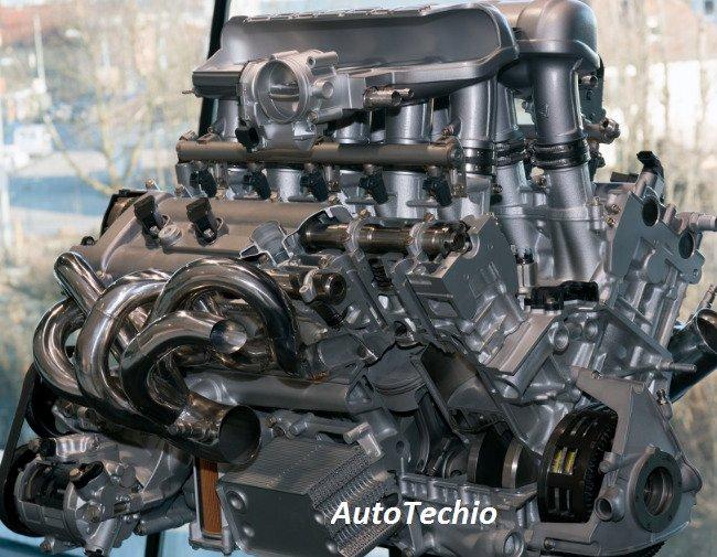used porche engine