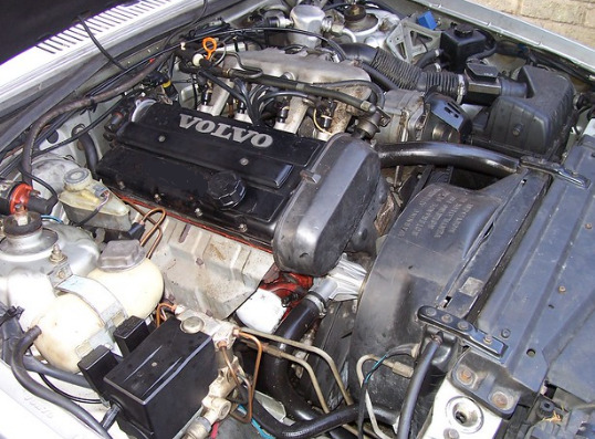 Used Volvo Engine