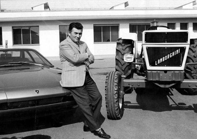 Ferruccio Lamborghini Biography: The Untold Story 1