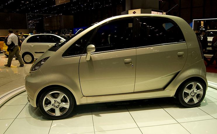 Tata Nano Car(slowest car)