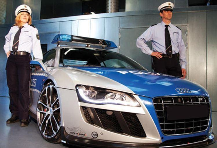 Audi R8 GTR