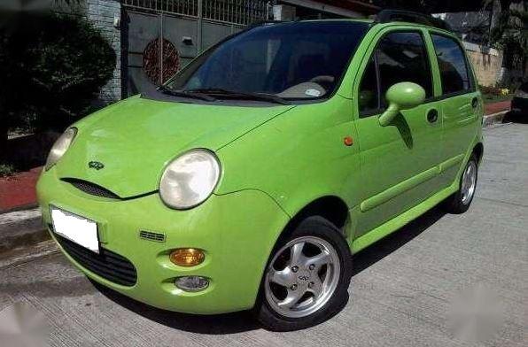 Chery QQ ( cheapest car)
