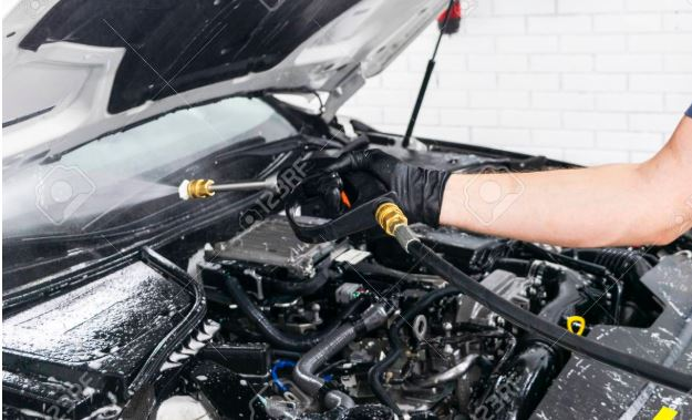 How to Clean Your Car Engine Inside 3
