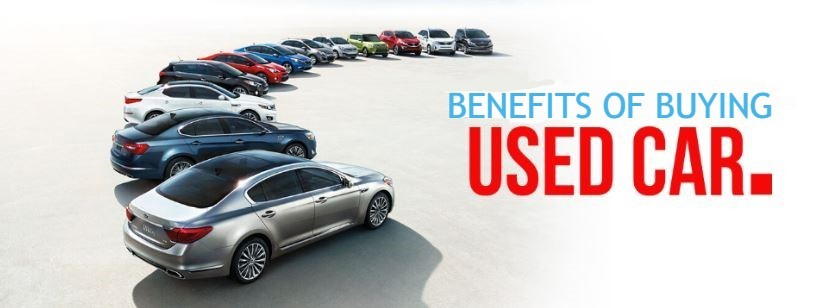Benefits of Used Cars and Repaired Cars
