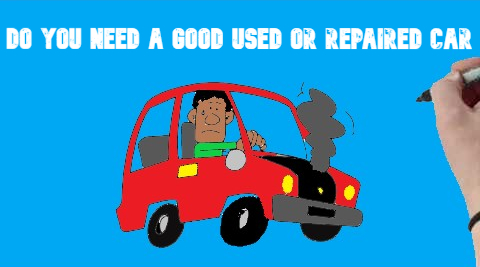 do you need a good used or repaired car