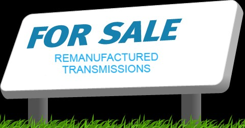 remanufactured transmission for sale
