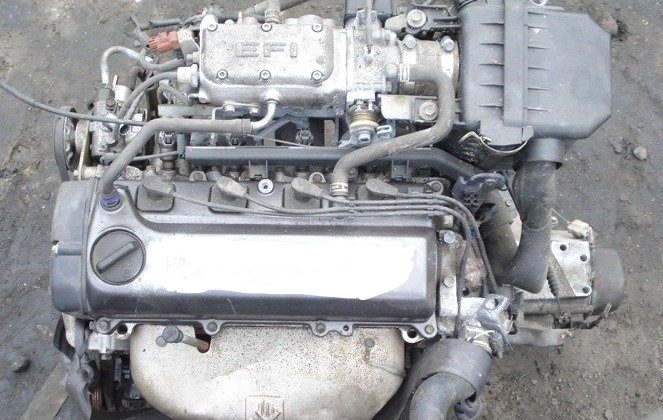 used daihatsu engine