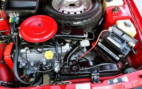 USED YUGO/ZASTAVA ENGINE 1
