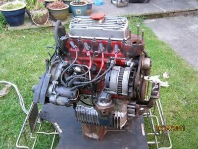 USED MG/Austin ENGINE 1