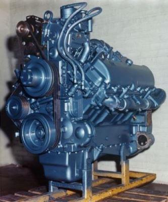 USED INTERNATIONAL HARVESTER ENGINE 1