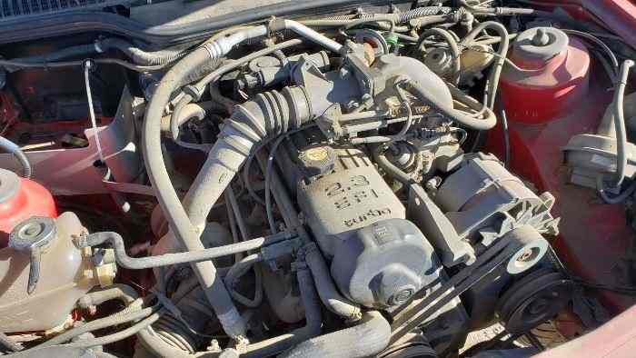 USED MERKUR ENGINE 1