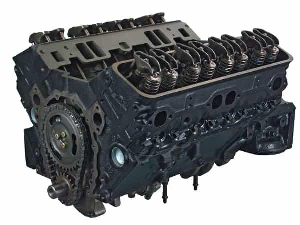 Rebuilt GMC engine 1