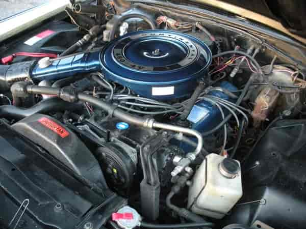 rebuilt-lincoln-engine