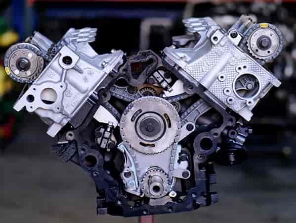 Rebuilt Ram engine 1