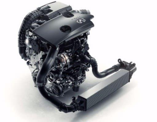 rebuilt-Infiniti-engine