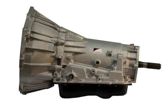 Remanufactured Cadillac Transmission 1