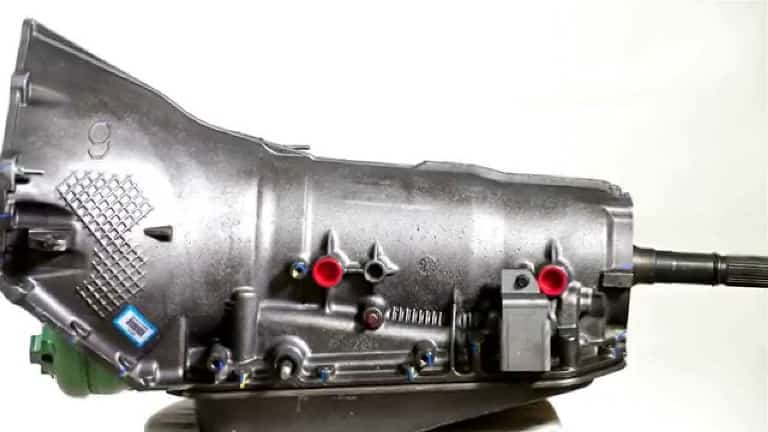 Remanufactured Chevrolet Transmission 1