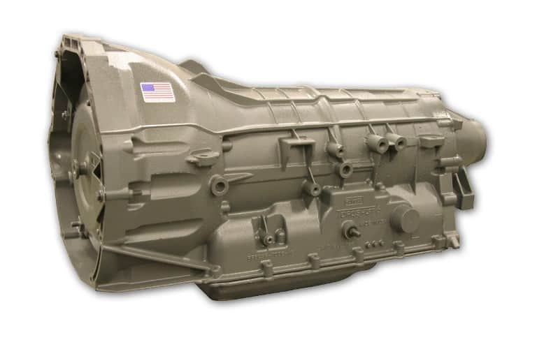 Remanufactured Ford Transmission 1