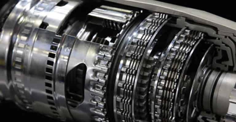 Remanufactured Jaguar Transmission 1