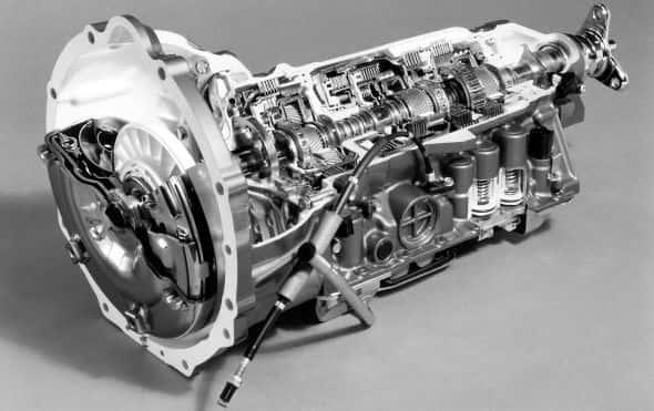 Remanufactured Lexus Transmission 1