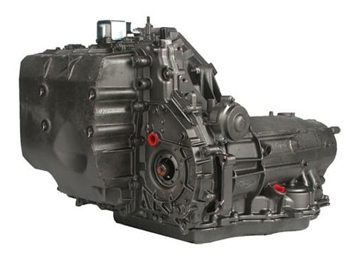 Remanufactured Lincoln Transmission 1