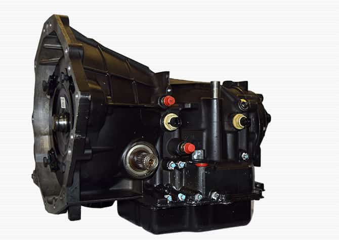 Remanufactured Plymouth Transmission 1