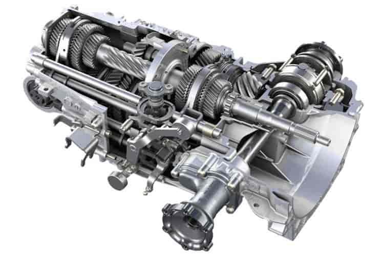Remanufactured Dodge Manual Transmission 1