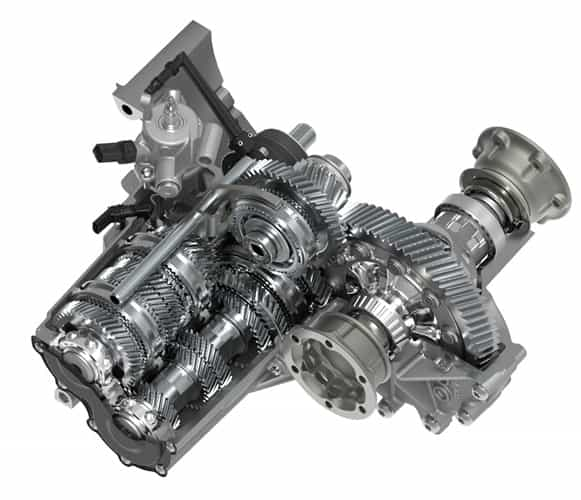 Remanufactured Hummer Manual Transmission 1