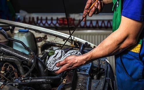 how-do-you-check-car-engine