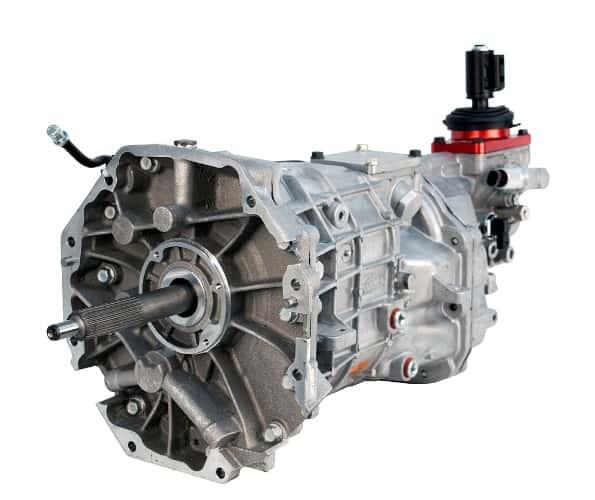 Remanufactured Chevrolet manual transmission 1