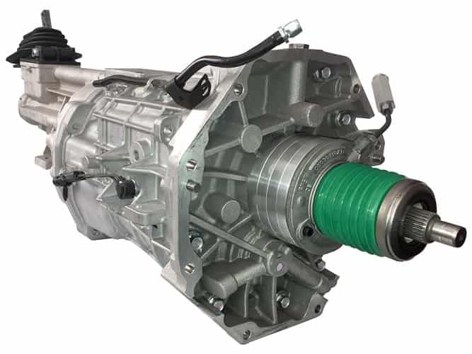 Remanufactured Chrysler manual Transmission 1