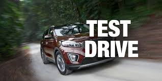 test-drive-of-a-car