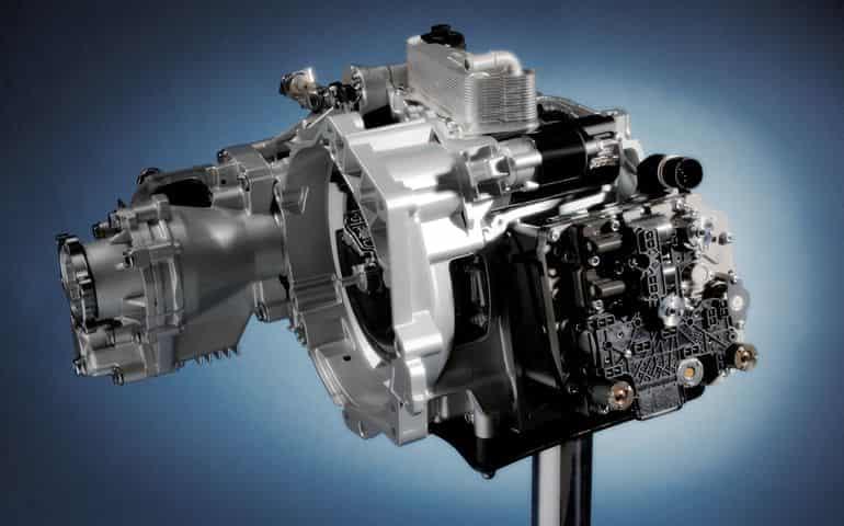 Remanufactured Volkswagen Transmission 1