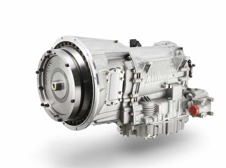 Remanufactured Volvo Transmission 1