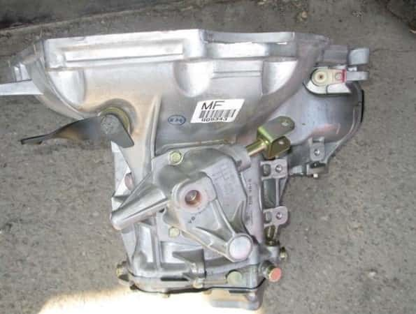 Remanufactured Daewoo manual Transmission 1