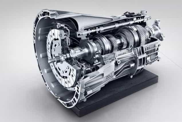 Remanufactured Mercedes Manual Transmission 1