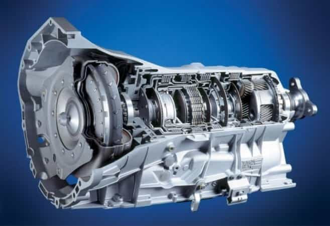 Remanufactured BMW Manual Transmission 1