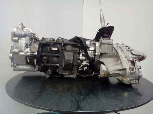 Remanufactured Mitsubishi Manual Transmission 1
