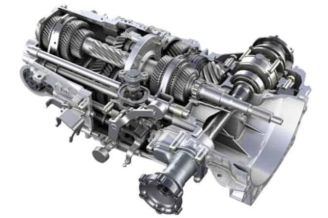 Remanufactured Porsche Manual Transmission 1