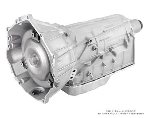 used-cadillac-automatic-transmission